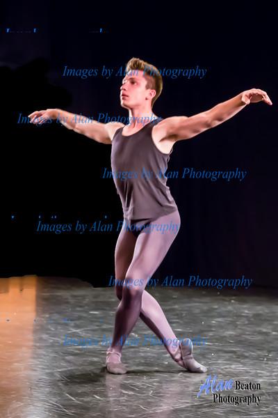 """Arts Umbrella Dancer from """"En Avant"""""""