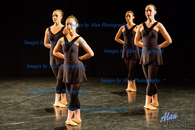 "Arts Umbrella Dancers from ""Four Seasons"""