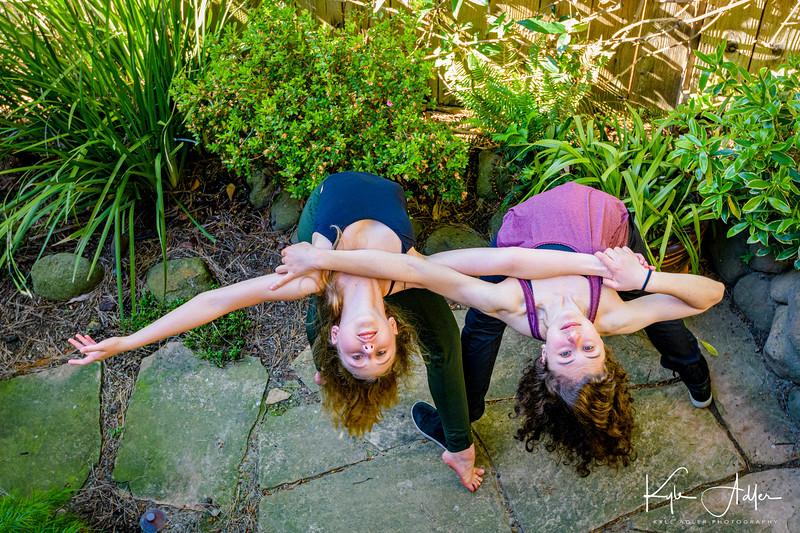 Dancers: Alyssa and Olivia Mitchel