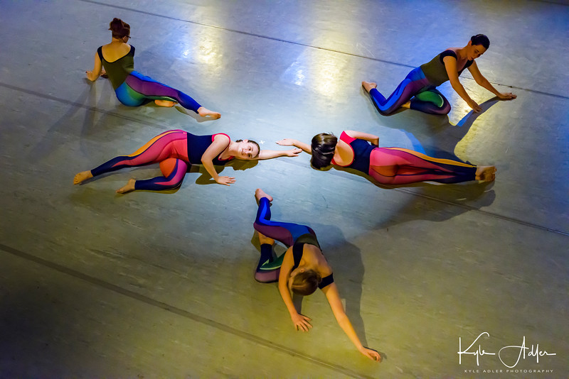 """Kaleidoscope"" by Natasha Carlitz Dance Ensemble"