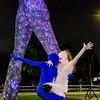 Company: Bliss Dance Company<br /> Choreographer: Cassie Begley and Bliss Dance Company<br /> Performers:  Jahda Dioum, Miranda Kanowsky, Bernard Mamuyuc, Rohith Sankarraman, Christina Silveira<br /> Title of Dance: Seeking