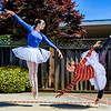 Dancers: Juliene and Natalie Ramskov