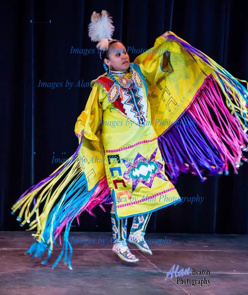 Trtaditional Lil'Wat Nation Dance