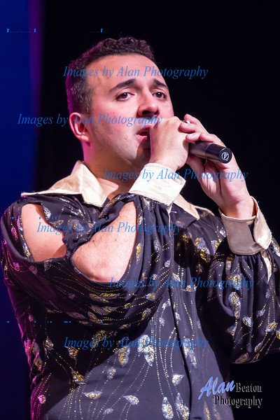 Diego Sings at Closing