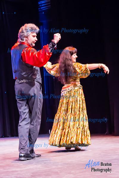 Svetlana Russian Gypsy Dance