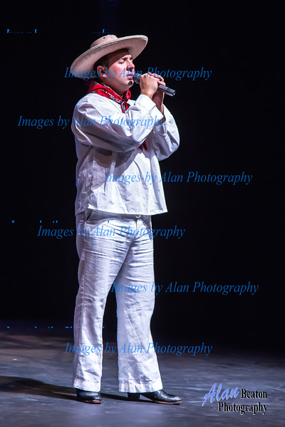 Diego Sings
