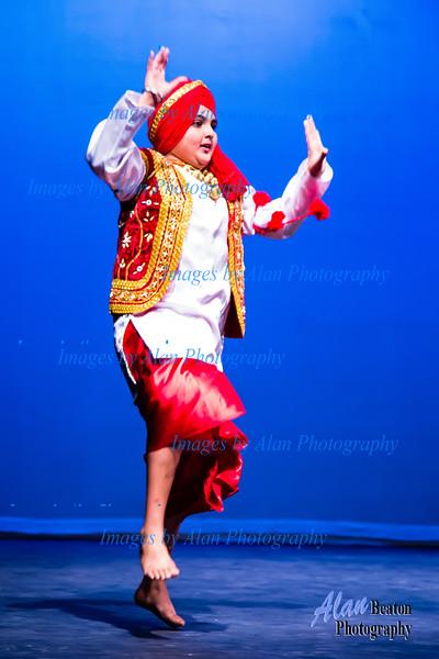 World Dance Festval 2014 - Manu Creations Dance, India