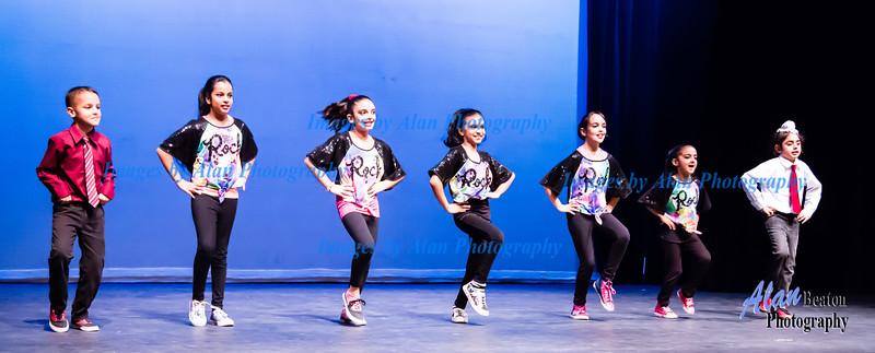 The  Cast, Manu Creations Dance, India