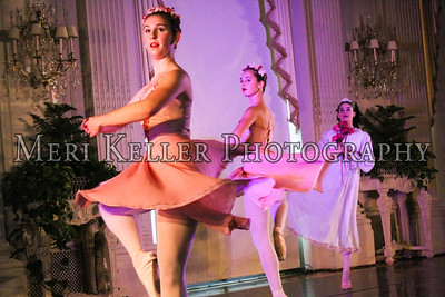 "Island Moving Company's ""The Nutcracker"" at Rosecliff Cast 11.25.15"