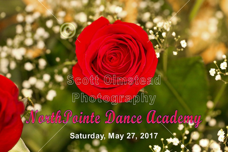 """NorthPointe Dance Academy Presents """"Dance With The Stars"""" 2017 - Saturday, May 27, 2017"""