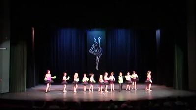 Alyssa's Dance Recital 2015