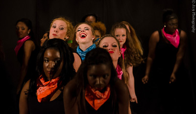 DAC Spring Show- We Run the World (2)