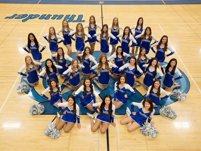 Dance Team Photo Shoot 2016