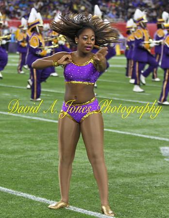 SWAC Football Championship Dancers 2014
