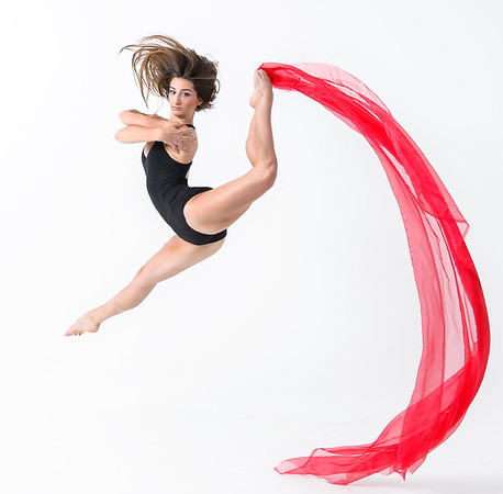 Dance Unlimited Ribbon in studio July 2016