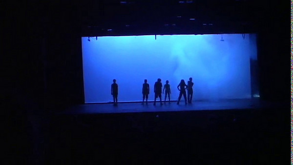 """Let It Rock""<br /> A Hip Hop routine from one of Kelly's classes"