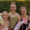 Our three ballerinas.
