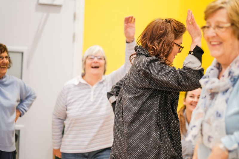 hands up if youve enjoyed the dance lesson