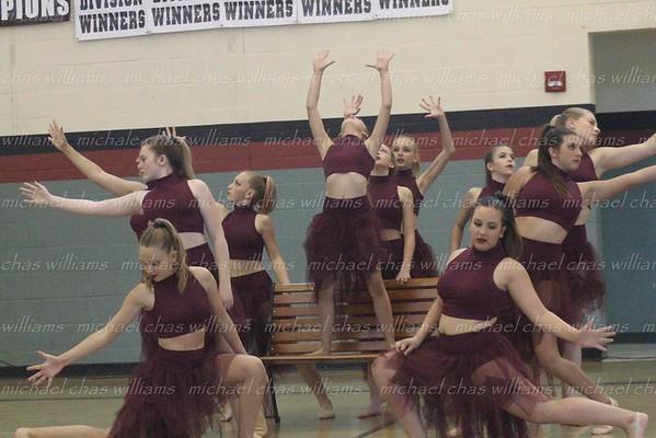 16 Dance Recital Canyon Lake MS,  Fri Eve