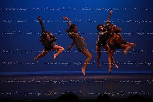 17 TCHS Spring Dance Recital Thur Post Intermission