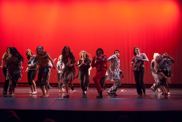 Thriller GC Spring Dance 2011