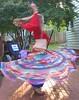 Bedriyyah spinning - swirling dress