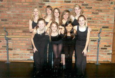 2007-2008 Cecchetti Students at Suzannes