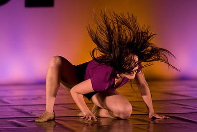 Hair Dance! LAFD Dance Competition 2008 in Santa Clara, CA