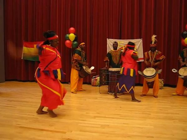 00aFavorite 20080224 Elikem Afr Dance Co, UNC Intl Frndshp Pgm Video 11 of 14