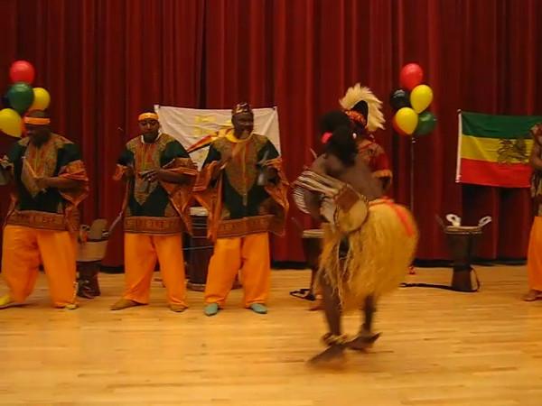 20080224 Elikem Afr Dance Co, UNC Intl Frndshp Pgm Video 03 of 14