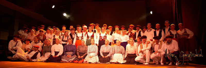Errituak eta Dantza - Portugalete 2010