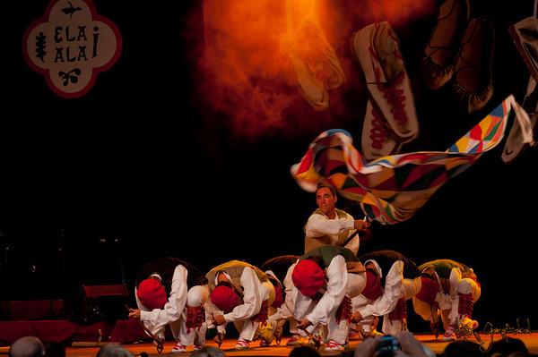 Nazioarteko Folklore Jaialdia