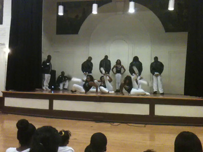 THE CYDC BACK TO SCHOOL SHOW