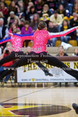 6 Bloomington High Kick Varsity