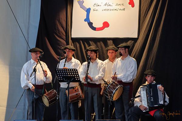 Nazioarteko 38. Folklore Jaialdia 2012