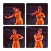 00aFavorite 20120709 Ragamala Dance 'Sacred Earth' rehearsal, Duke Univ (0576etal, 912p, c2012 Dilip Barman) - [4-up] [NN]
