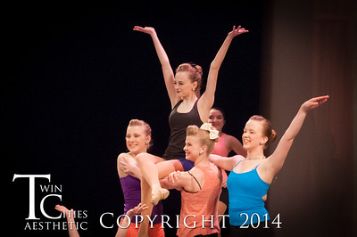 2014 Rehearsal and Recital