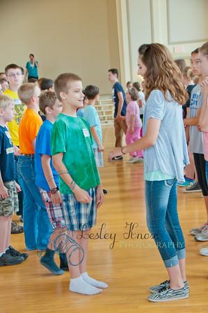 2014 Youth Ballroom Dance Camp