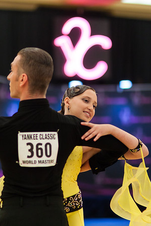 Yankee Classics Dancesport competition, Cambridge, MA, June 2014