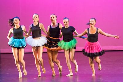 2015 LAHS Dance Show