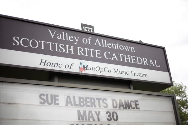 2015 Sue Albert Dance Backstage Photos