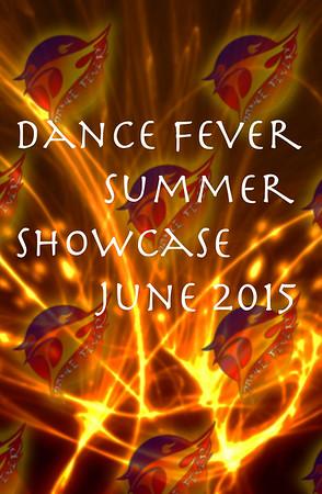 Dance Fever Summer Showcase June 2015