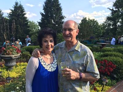 2016 May - MESS at Thorpe's Garden Party