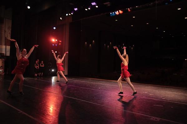 2016 Sue Albert Dance Rehearsal