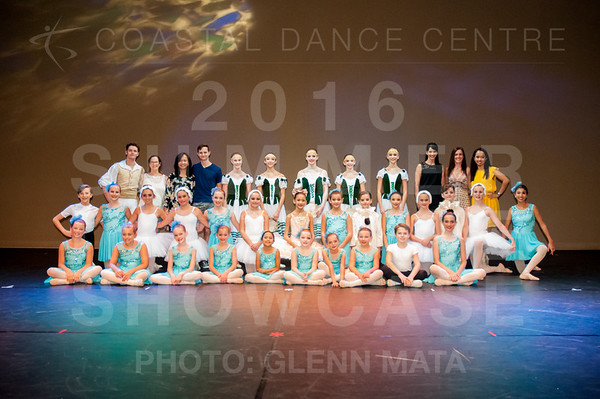 2016 Summer Intensive Showcase