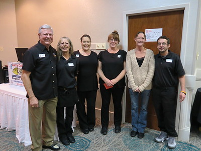 2017 December-Election of 2018 Officers and Recognition of Our Friends at Holiday Inn