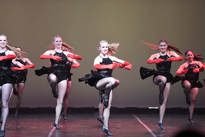 HAYS HIGH SCHOOL HIGHSTEPPER SPRING SHOW
