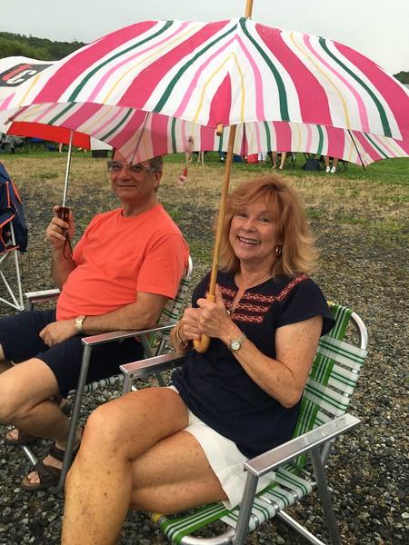 2017 July-Rick Strickland & Lesa Hudson Concert-Newland, NC