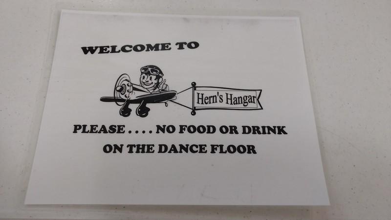 2017 May - MESS at Beckley Hangar Party