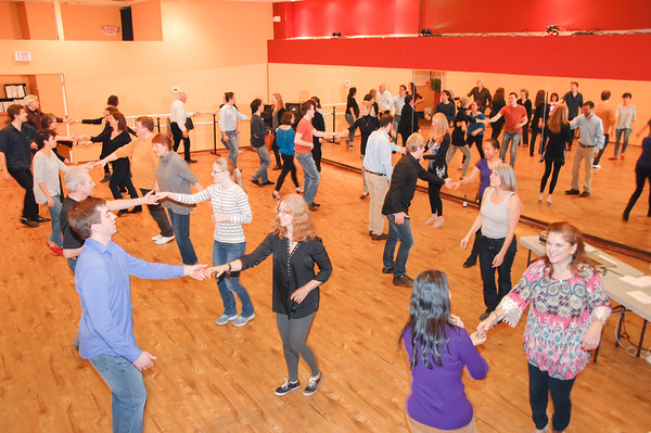 West Coast Swing in Norwalk, CT on Jan 5, 2017